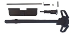 AR-15 .223 5.56 Upper Parts Kit Ambi Charging Handle Ejection Port Door Forward Assist Kit