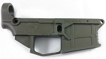 AR 15 80% Polymer GEN2 Lower Receiver with FREE machining jig - 80LOWERG2- Olive Drab Green