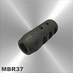.223/556  TPI Competition Compact Muzzle Brake for 1/2x28 Pitch With Free Washer