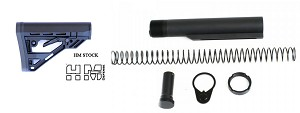 AR-10 308 Stock Kit with Hm Defense Stock