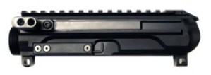 Side Charging AR-9 Stripped Billet Upper with LRBHO