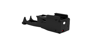 Weaponeye - HD Audio/Video Camera, Laser Sight, and LED Flashlight
