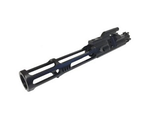 AR-15 NITRIDE SKELETONIZED LOW MASS BOLT CARRIER GROUP by Guntec