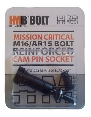 Complete HMB Bolt with Cam Pin