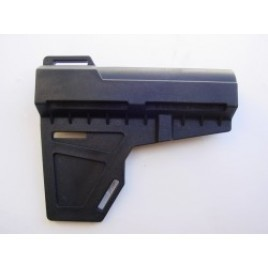 KAK SHOCKWAVE BLADE PISTOL STABILIZER - BLACK